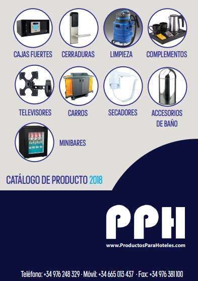 Catálogo PPH 2018