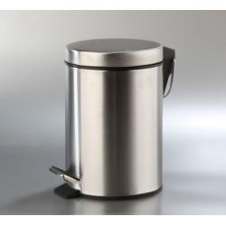 Papelera acero inoxidable 12 litros