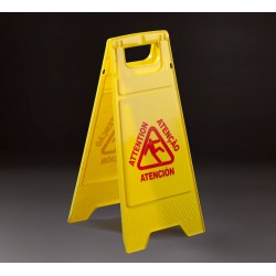 FLOOR SAFETY SIGN