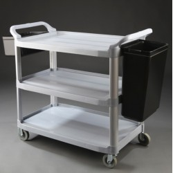 HOUSEKEEPING TROLLEY PPH 9