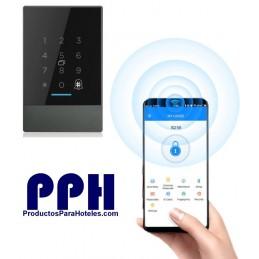 Control acceso exterior PPH K5