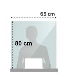 Mampara protección 65