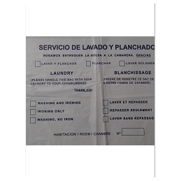 BOLSA LAVANDERÍA 40X60