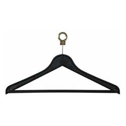 Plastic anti-theft hanger