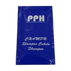 Sachet bath gel PPH