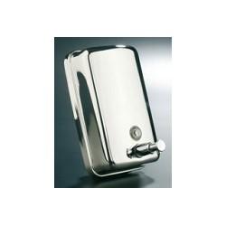 Dispensador de jabon Inox 0,5 litros
