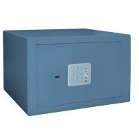 Reception security safes
