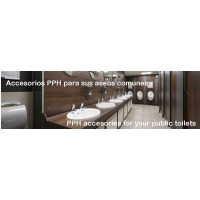Accesories for Public Toilets