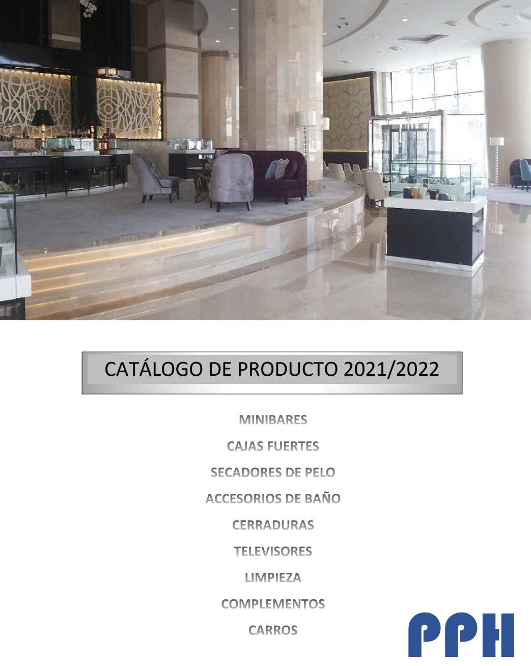 Catalogo de producto