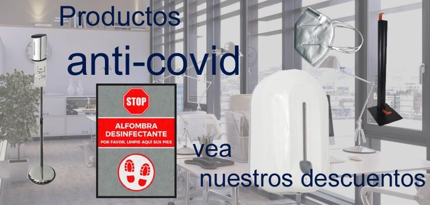 Productos Anti-covid